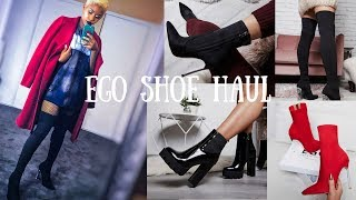 I spent over $300 on shoes| Ego shoes Haul and Shoe Dazzle | Rose&Phil