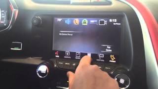 2016 Chevy Corvette Stingray Radio Explanation Indianapolis, IN