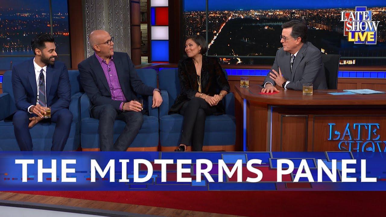 The Midterms Panel: John Heilemann, Alex Wagner And Hasan Minhaj thumbnail