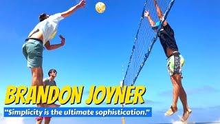"""I would love to qualify for an AVP!"": Brandon Joyner"