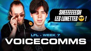 LFL : Voice Comms de la Karmine Corp en semaine 7 du Summer Split 2021