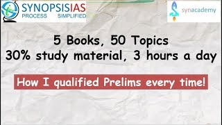 How to Prepare for IAS Prelims | One Attempt Selection Strategy