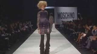 Moda Cosmo: Moschino O/I 2008/09