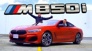 [Throttle House] 2019 BMW M850i Review // A True Flagship BMW?