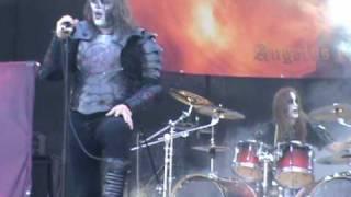 Dark Funeral - Atrum Regina (Live at Unirock Open Air Fest Istanbul, 03.07.10)