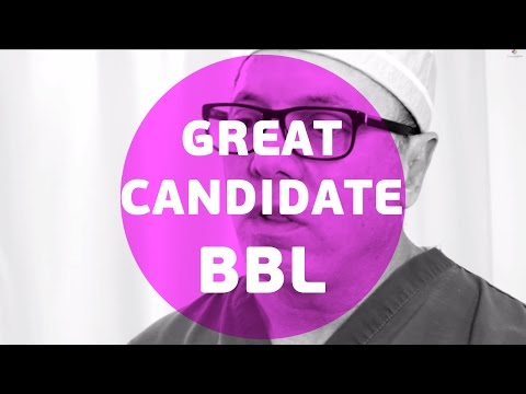 What makes you a great candidate for a Brazilian butt lift ?