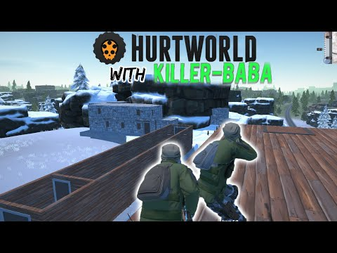 Hurtworld with KiLLeR BaBa | NEW WIPE | REAL !NAME REVEALED