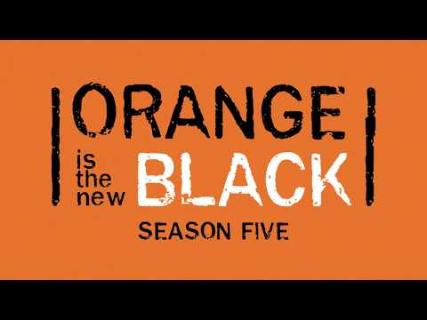 ORANGE IS THE NEW BLACK: SEASON 5 - Find it on Blu-ray and DVD June 12!
