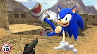What If Sonic Was In Counter Strike?