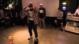 RYO & YASS(Beat Buddy Boi) [D.I.S. football battle jam × Street Dance]