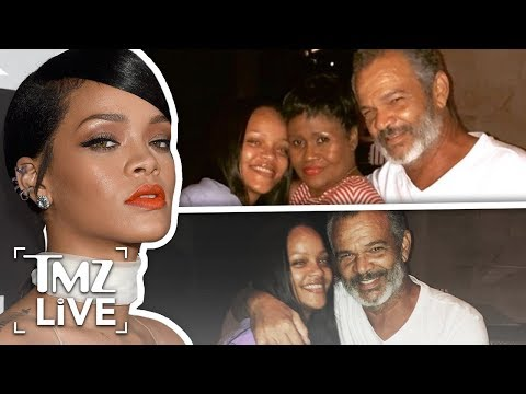 [TMZ]  Rihanna Shares Rare Personal Photo