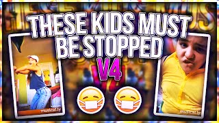 These Kids Must Be Stopped #4