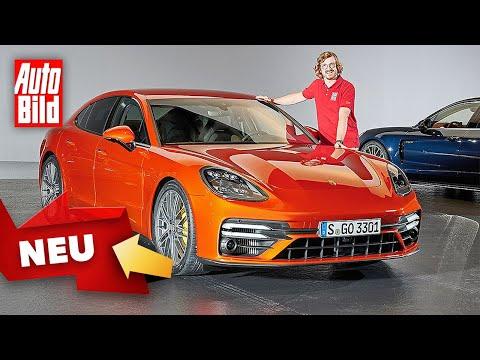 Porsche Panamera Facelift (2020): Neuvorstellung - Preis - 4S E-Hybrid