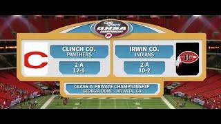 Clinch Co. vs. Irwin Co.
