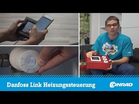 Danfoss Link Starter Paket - Einrichtung und Installation | Hands On | Conrad