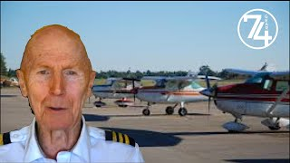 Are You TOO Old for Flight Training : Career Change to Aviation