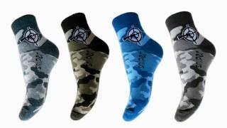 Дизайны хлопковых носков в школьных размерах от ТМ Sweet Socks