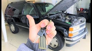 Everything WRONG With my 233,000 Mile $1,500 BLAZER... + Original Owner and HER SECRETS!!!