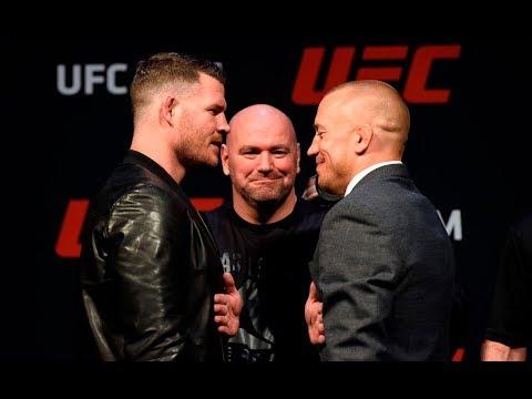 UFC 217: Press Conference