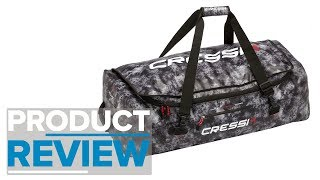 Cressi Gorilla Pro Camo Bag Review