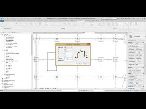 CADS RC3D for Revit - Create Chair command