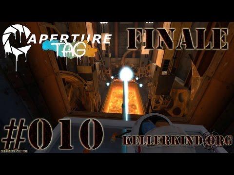 Aperture Tag #10 – Die letzte Kammer [Finale] ★ Let's Play Portal 2 Community Mods [HD|60FPS]
