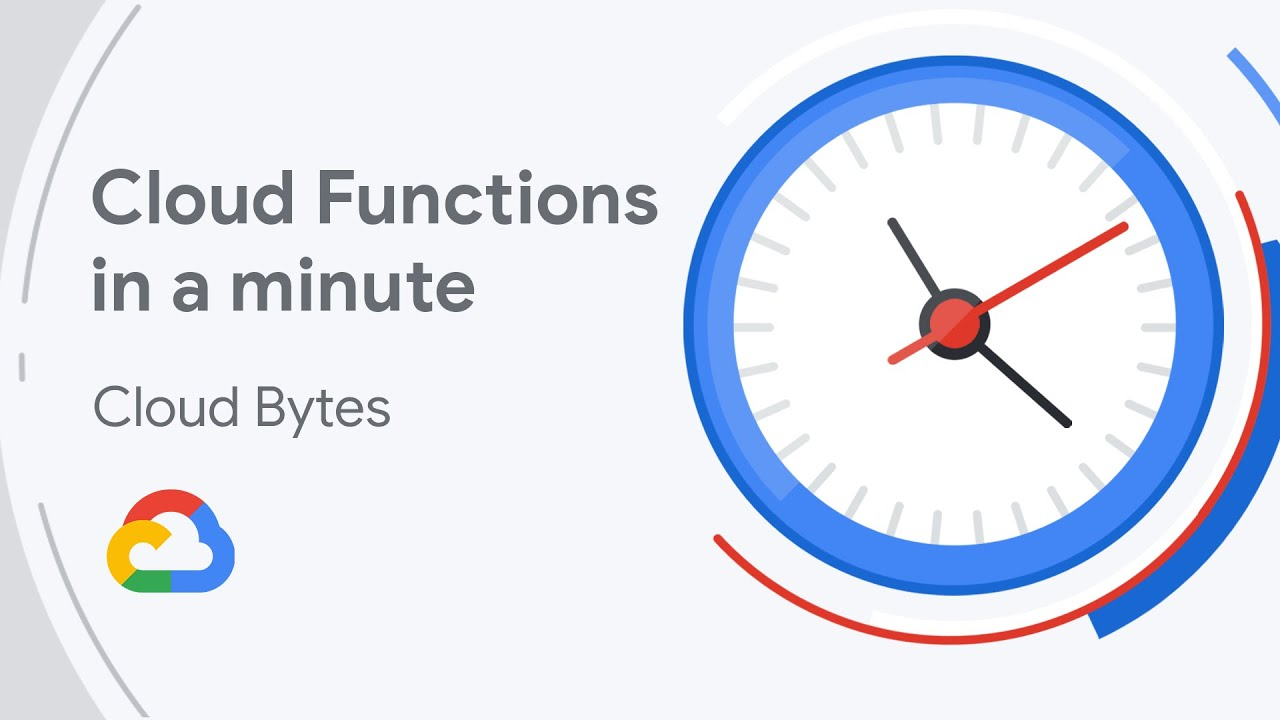 Get a quick overview of Cloud Functions, our scalable pay-as-you-go functions as a service (FaaS) to run your code with zero server management.