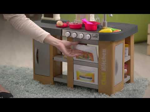 Игровой модуль Кухня 922-101 (свет, звук, вода)