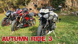 Lucky Riders 3 | Speedtriple RS, Z900, MT-10SP