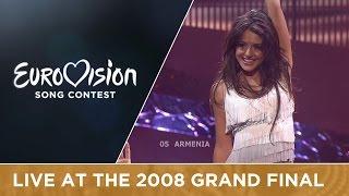 Sirusho - Qele, Qele (Armenia) Live 2008 Eurovision Song Contest