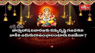 Should We Keep Kannu Drishti Ganapathi In Front Of Gate To Remove Vastu Dosha?