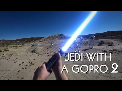 hqdefault - Hasta los Jedi tienen camaras GoPro (Continuación)
