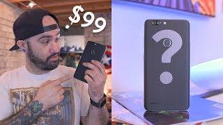 ZTE Blade Z Max - Best $99 Android Smartphone?! (2017)