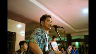 Ahmad Abdul Idol - You Are The Reason (Live In Padang )