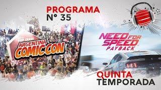 PuntoGaming! TV S05E35 en VIVO
