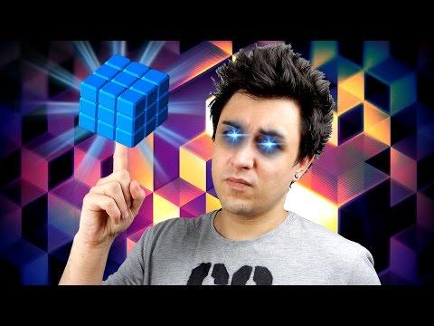 Je deviens programmeur... De cubes ! (God is a Cube)