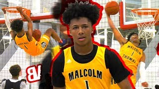 Mikey Williams 2019 Memorial Day Weekend FULL RECAP: LOBS & TOUGH Layups with Compton Magic 15U