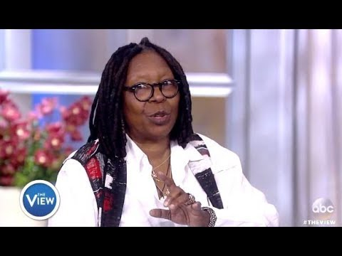 Whoopi Upset By Kellyanne Conway's