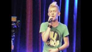 preview picture of video 'Daniele Negroni - Knockin' on Heavens Door (Groß-Gerau Kinderhospiz Charity Event) 19.01.13'