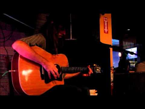 Adam Crowe performs Roadhouse Blues by The Doors Sept. 12, 2012
