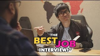 The Best Job Interview!