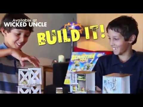 Youtube Video for Demolition Lab - Triple Blast Warehouse