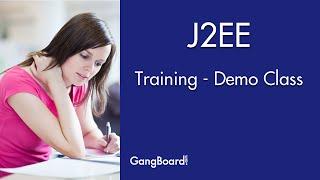 Java J2EE Training Live Demo Video by MindsMapped (Trainer Deepthi)