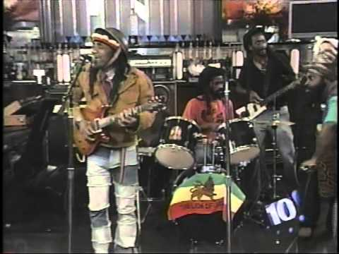 "Richard ""Jah"" Ace and The Sons of Ace, ""I Got You Babe"" Live in 2005 on channel 10 morning show ."