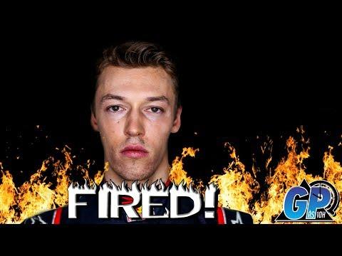 GP às 10: Rebaixado pela terceira vez, Kvyat tem destino selado na F1