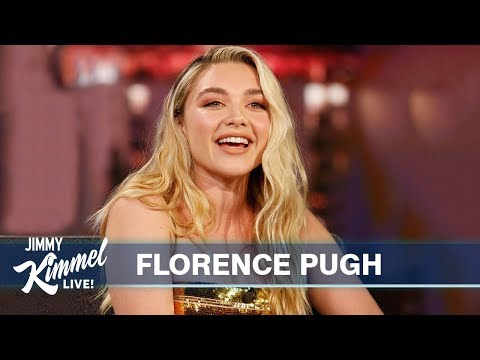 Florence Pugh on Little Women, Oscar Nomination & Meryl Streep