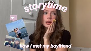storytime: how i met my boyfriend || dating someone (9years) older