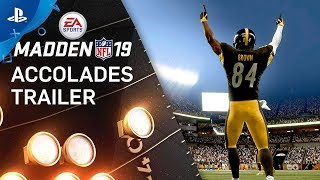 Madden 19 - Accolades Trailer | PS4