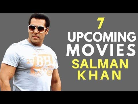 Race 3 Salman khan Upcoming Movies Trailer - Bharat , Dabang 3 -  2018 to 2020