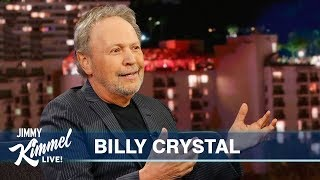 Billy Crystal on Hostless Oscars, New Movie & Driving Test